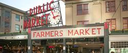 Farmer's Market in Seattle