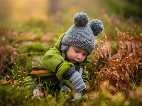 4 tips for dressing your baby in cold weather