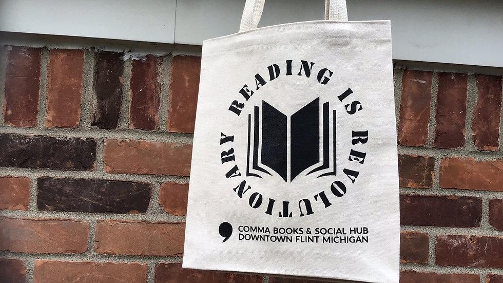 Reading Revolutionary Tote (Small)