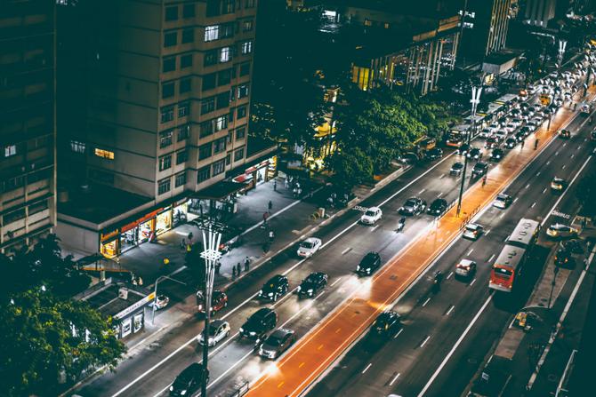 Mobilidade Urbana nas Grandes Cidades