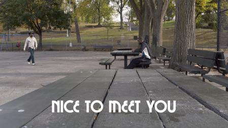 NICE TO MEET YOU | 2018