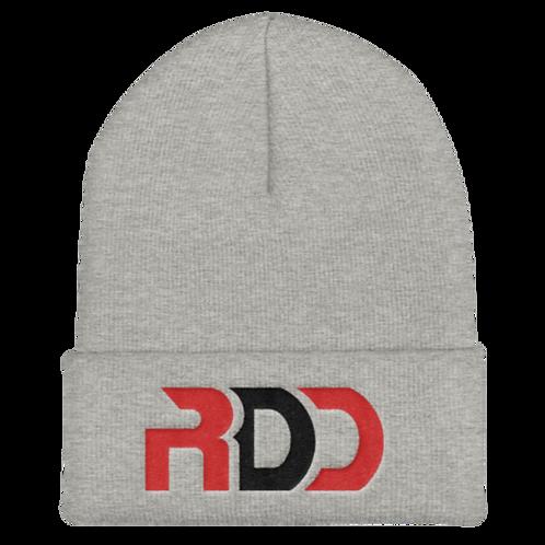 Reel Deal Digital RDD Grey Beanie