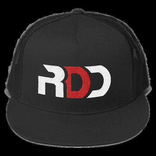RDD Black Snapback