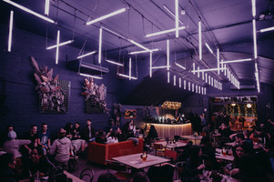 Multifunctional event space
