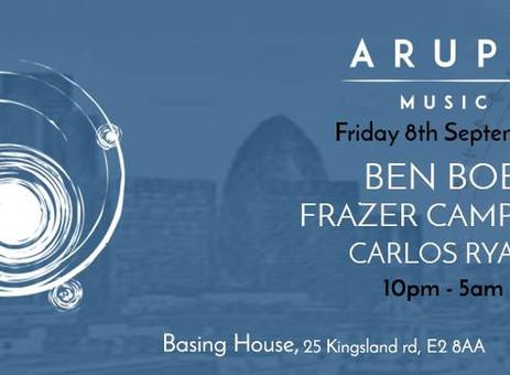 Arupa Music w/ Ben Boe