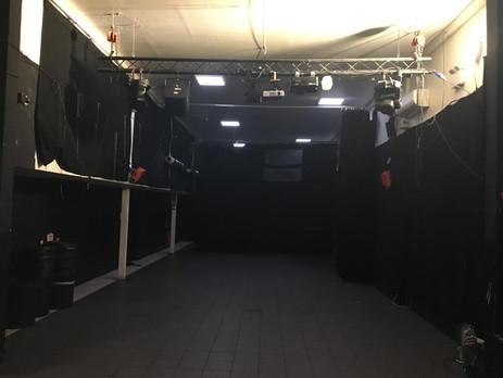Warehouse creative space