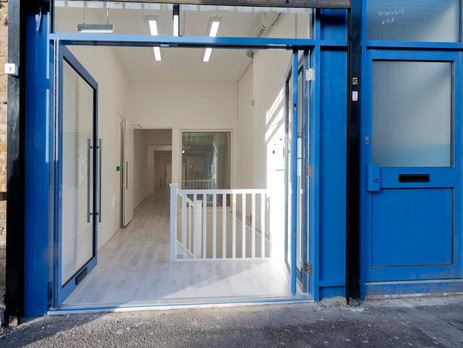 Blank Canvas in Dalston