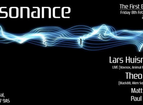 Sonance: The First Birthday feat. Lars Huismann