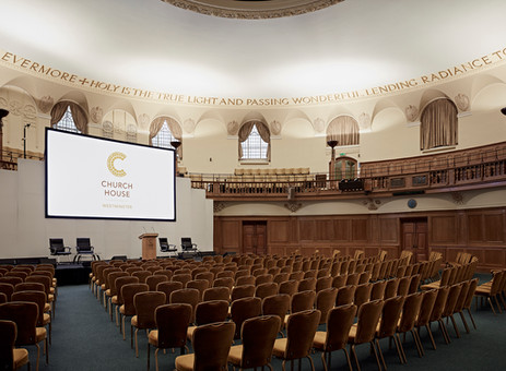 Grade II listed Assembly Hall
