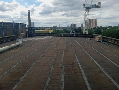 Roof Top East London