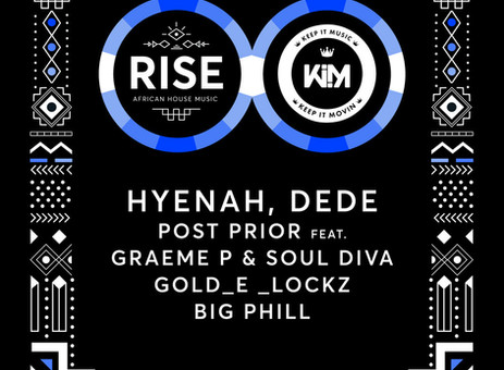 KIM x RISE Launch party w/ Hyenah & Dede 6 October at Cell 200