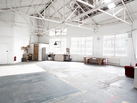 Unique Studio in Hackney Wick