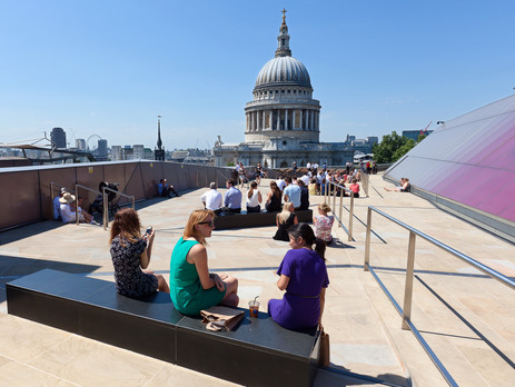 Amazing Roof Terrace