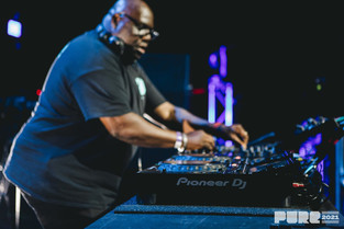 Carl Cox & Friends 19 Sept, Coventry