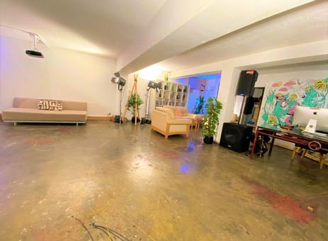 Studio in Dalston