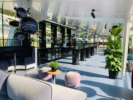 Newest waterfront venue in Victoria Embankment