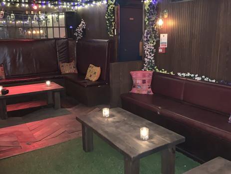 Jack's venue in Shoreditch