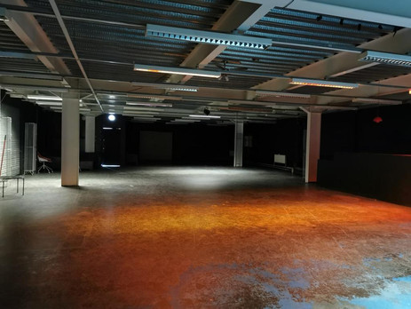 New Warehouse event space North London