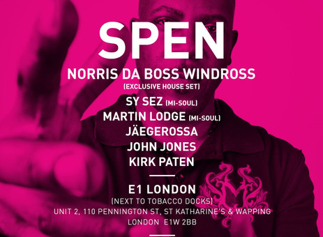 London's Finest Presents DJ Spen