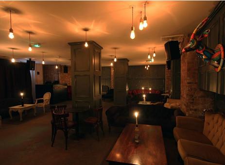 Unique cocktail venue