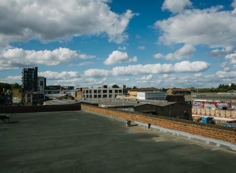 Roof Top Hackney Wick