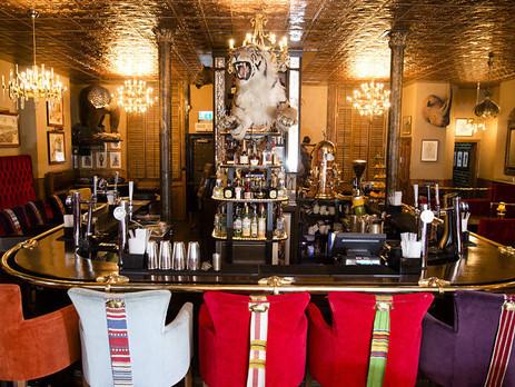 The Bar in Shoreditch
