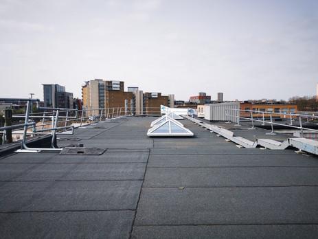 Roof Top in Hackney Wick