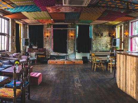 Unique Venue in Dalston