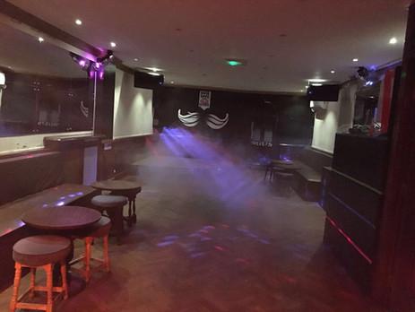 Intimate venue in the heart of Dalston