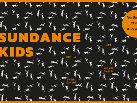 Sundance Kids London at CELL 200