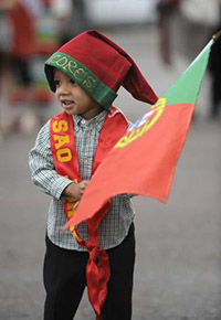 Festa Parade 2013