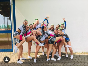 CHEERLEADING AL CSB