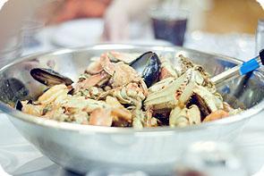 Crab Cioppino Dinner
