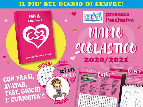 Diario Scolastico 2020/2021