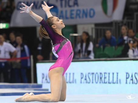 EYOF Baku 2019   Micol Minotti convocata