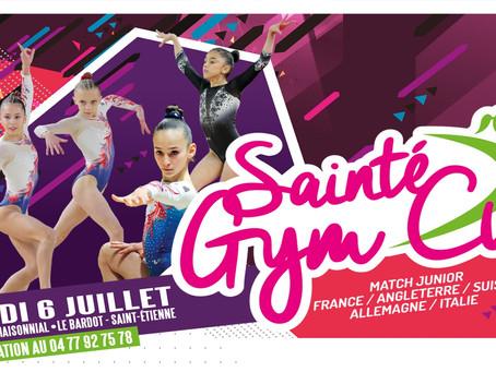 Micol Minotti alla Sainté Gym Cup