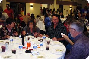 Fundraiser Dinner