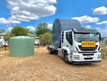 water tanks Toowoomba