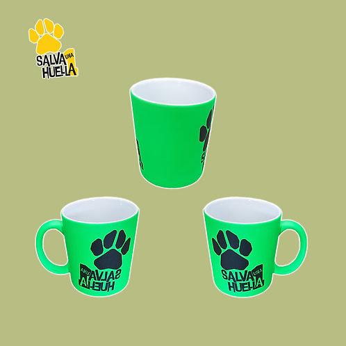 Taza Salva 1 Huella Verde Flúor