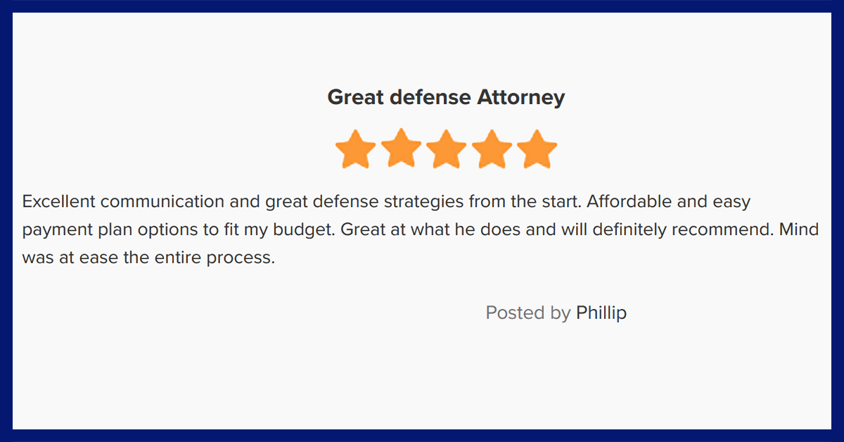 Payne Law Firm Review