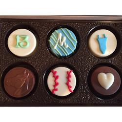 custom chocolate covered oreos