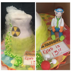 Sciece cake!