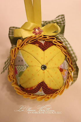 Adorable Keepsaque Ornament Starting
