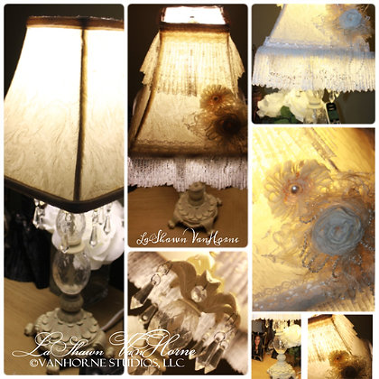 Revamped Old Lamp