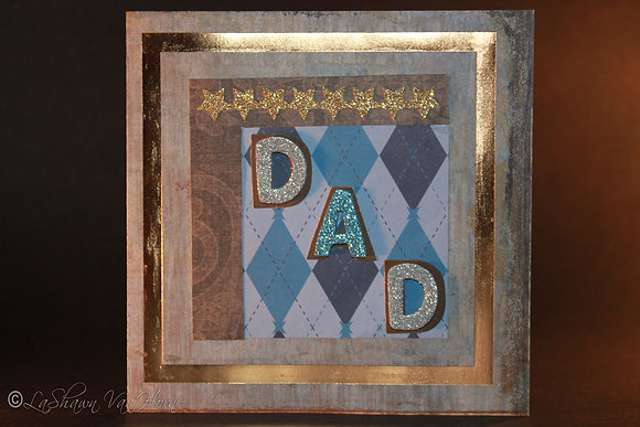 Cool Dad Greeting Card