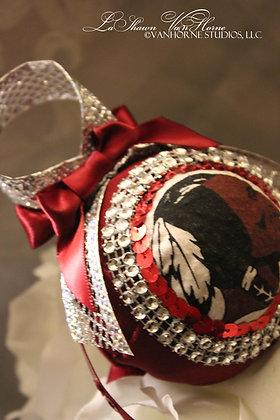 Washington Redskins Ornament 2