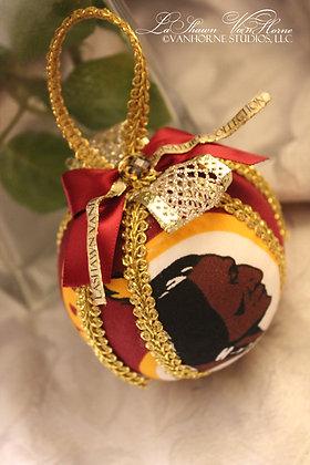Washington Redskins Ornament