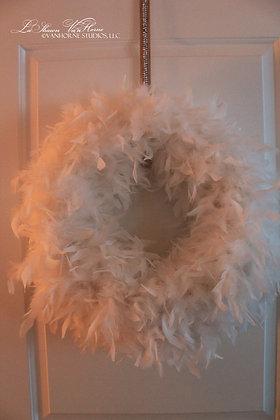 Frisky Feathers Wreaths