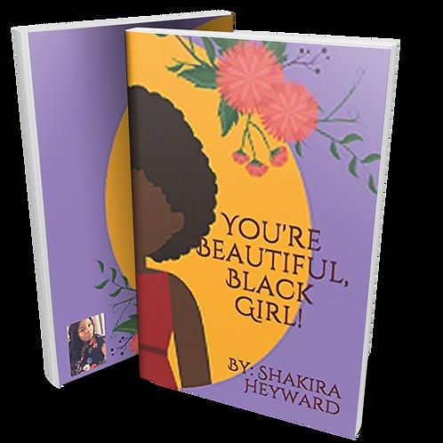 You're Beautiful Black Girl Book