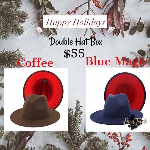 Double Hat Box
